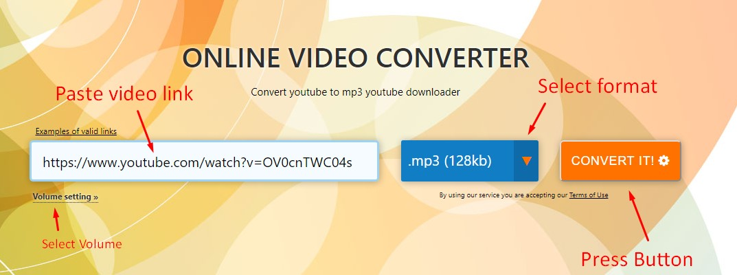 download mp3 youtube linux